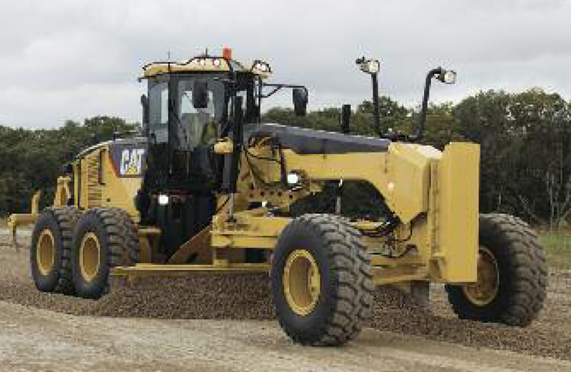 14m Motor Grader For Pipeline Construction