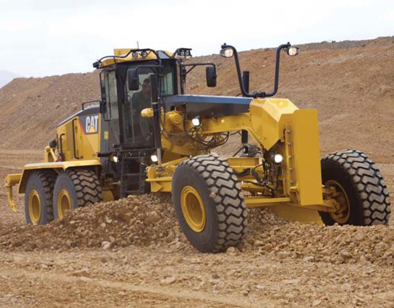 16m Motor Grader For Pipeline Construction