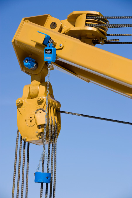 Load Monitoring Equipment For Pipeline Construction