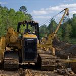 pl61 sideboom pipelayer